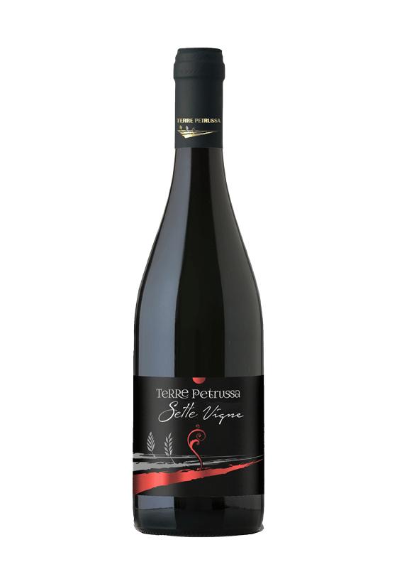 Sette Vigne Terre Petrussa - cabernet e refosco